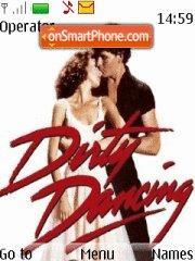 Dirty Dancing theme screenshot