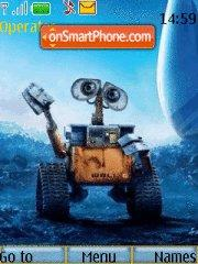 Wall-e theme screenshot