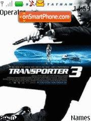 Transporter 3 theme screenshot