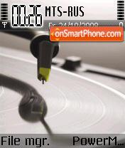 Music 5303 es el tema de pantalla