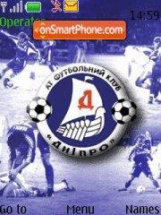 FK Dnepr theme screenshot