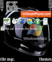 Vista Helmet theme screenshot