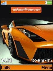 Lamborghini Gallardo es el tema de pantalla
