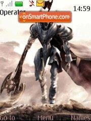 Rising Force Online es el tema de pantalla