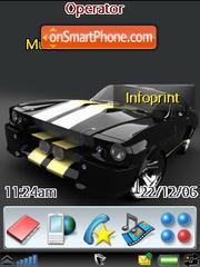 Mustang Shelby es el tema de pantalla