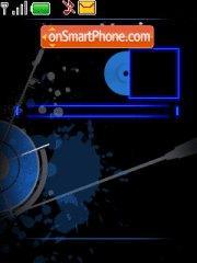 Скриншот темы Nokia xpress music