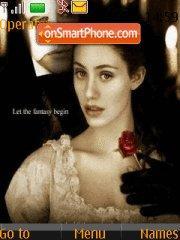 The Phantom of the Opera theme screenshot