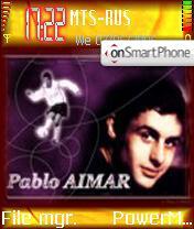 Aimar Pablo theme screenshot