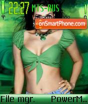 Neha Dhupia es el tema de pantalla