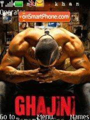 Ghajini The Remake theme screenshot