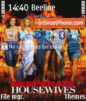 Desperate Housewives 2 es el tema de pantalla