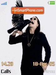 Ozzy Osbourne 01 es el tema de pantalla