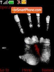 Hand theme screenshot