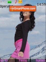 Katrina Kaif 08 theme screenshot