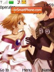 Tsubasa tema screenshot