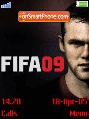 Fifa 09 V2 es el tema de pantalla