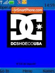 Dc Shoe Co theme screenshot
