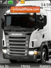 Scania theme screenshot