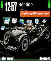 Mercedes Theme-Screenshot
