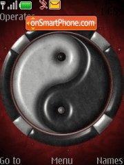 Скриншот темы Yin-Yan