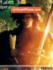 Скриншот темы Chronicles of Narnia: Prince Caspian