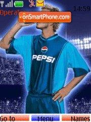 Скриншот темы Pepsi & Football