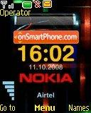 Nokia Battery es el tema de pantalla