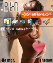 Erotic1 theme screenshot