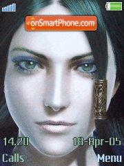 Alicia Witch theme screenshot