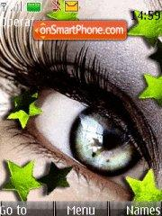 Eye theme screenshot