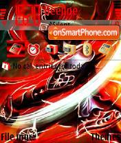 Lineage II theme screenshot
