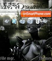Shilen theme screenshot