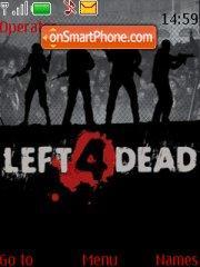 Left 4 Dead theme screenshot