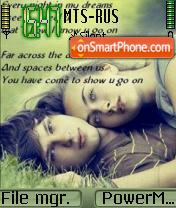 In Love 04 es el tema de pantalla