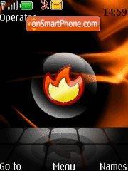 Fire 07 es el tema de pantalla