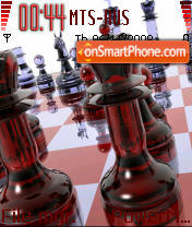 Chess 03 es el tema de pantalla