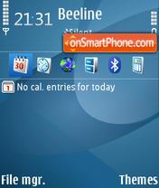 Скриншот темы Mac 04