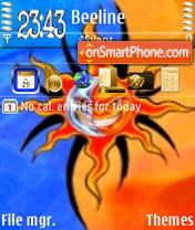 Sunjoker es el tema de pantalla
