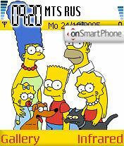 The Simpsons tema screenshot