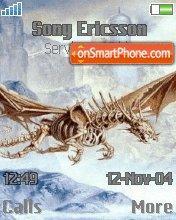 Dragon 13 es el tema de pantalla