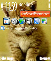 Cat 12 theme screenshot