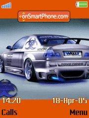 Street Racer Car tema screenshot