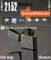An lighter theme screenshot