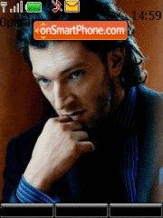 Vincent Cassel theme screenshot