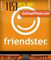 Friendster es el tema de pantalla