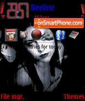 Emy lee theme screenshot