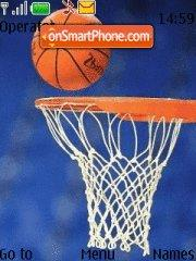 Basketball 03 theme screenshot