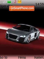 Audi R8 V12 Tdi tema screenshot