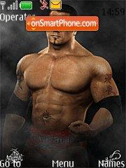 Batista 03 theme screenshot