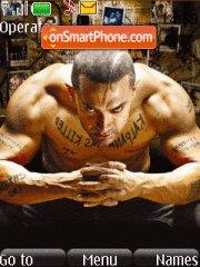 Aamir Khan theme screenshot